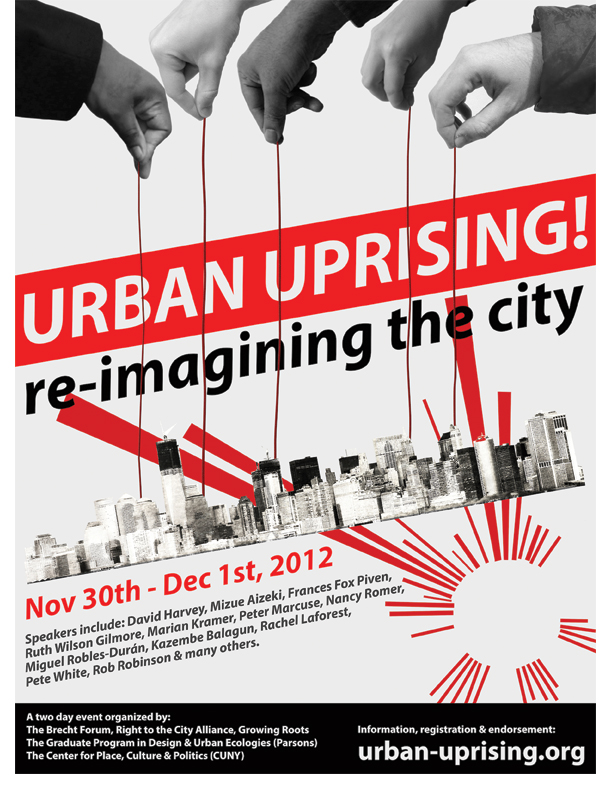 Urban Uprising Nov 30th