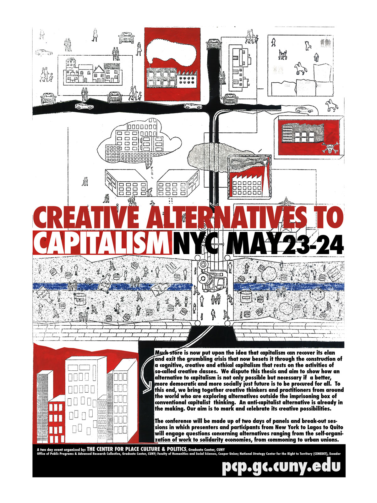 Creative Alternatives to Capitalism Conference