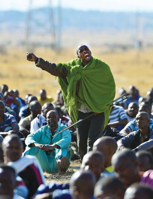 Luke Sinwell: Insurgent Trade Unionism in South Africa: Mining, Capitalism and the Spirit of Marikana