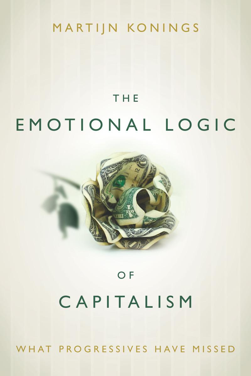 9/29: BOOK TALK: The Emotional Logic of Capitalism